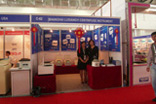 2012 Shang Hai lu Xiang Yi centrifuge India exhibition in India